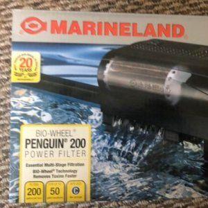 Penguin 200 power filter
